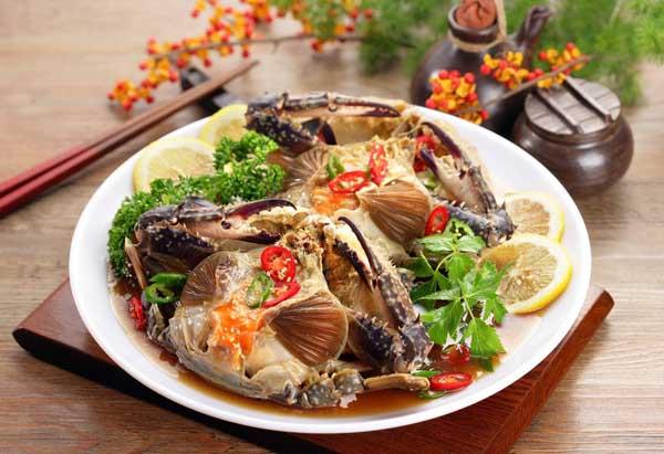螃蟹食用禁忌