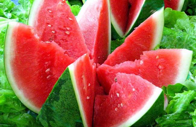 西瓜的养生吃法