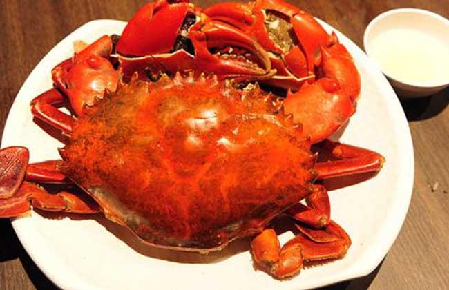 海蟹死了能吃吗