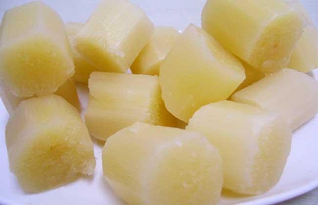 甘蔗的营养价值