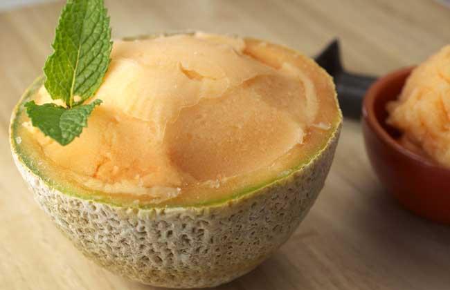 哈密瓜的营养价值