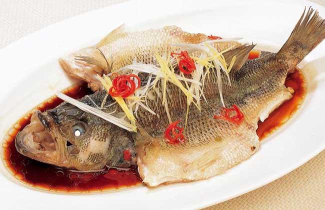 鲈鱼的食用价值