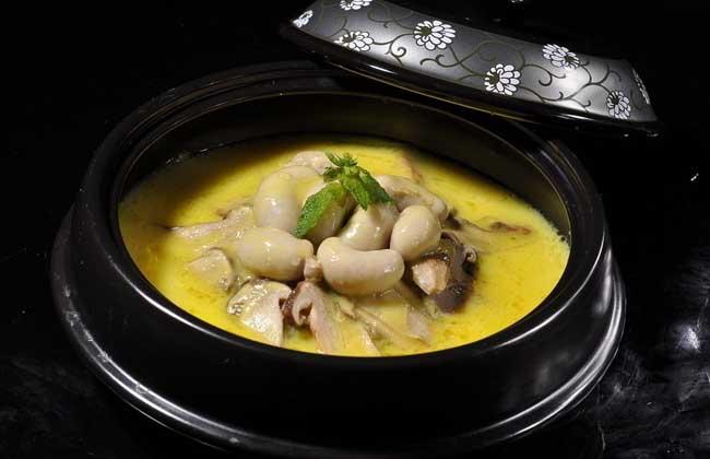 松茸甲鱼汤