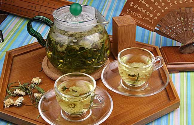 海带减肥茶