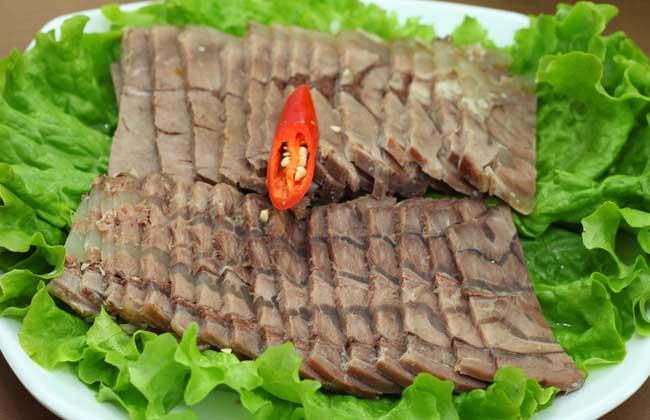 牛肉的营养价值