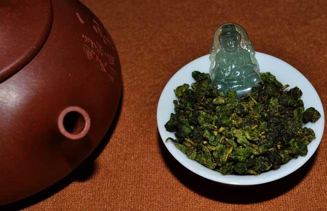 铁观音是不是绿茶