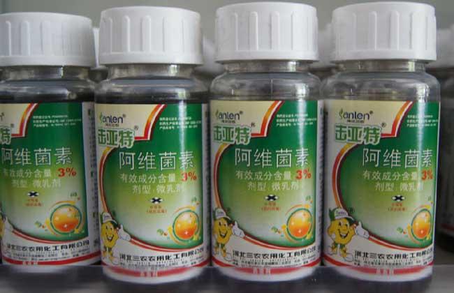 阿维菌素中毒