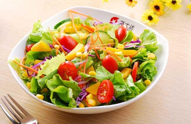 蔬菜沙拉的做法大全 - 营养食谱 - 黔农网