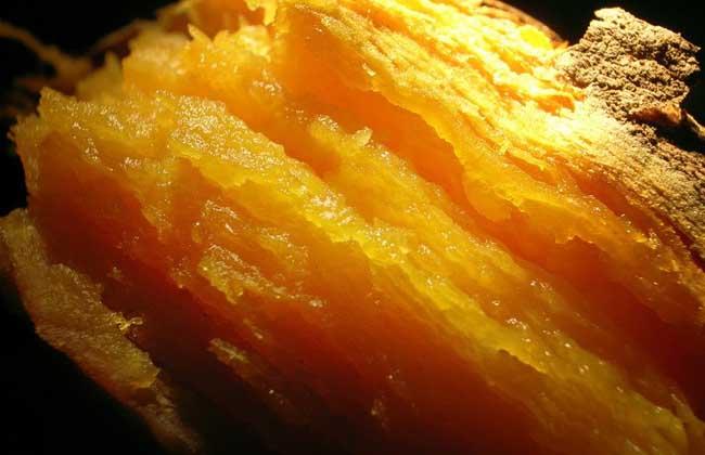 人流和土豆一起吃?红薯能吃螃蟹图片