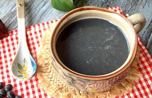 黑豆浆能天天喝吗