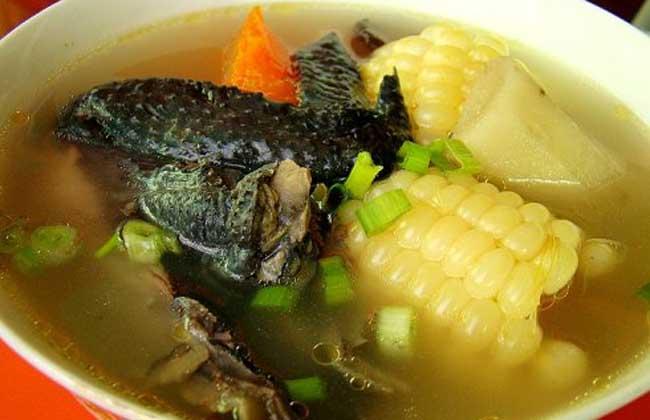 牛蒡玉米汤
