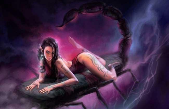 怎么追求天蝎座女生?