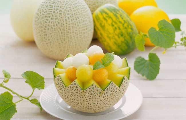 吃哈密瓜有什么好处