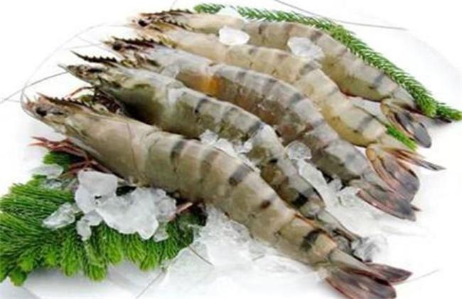 对虾和基围虾的区别