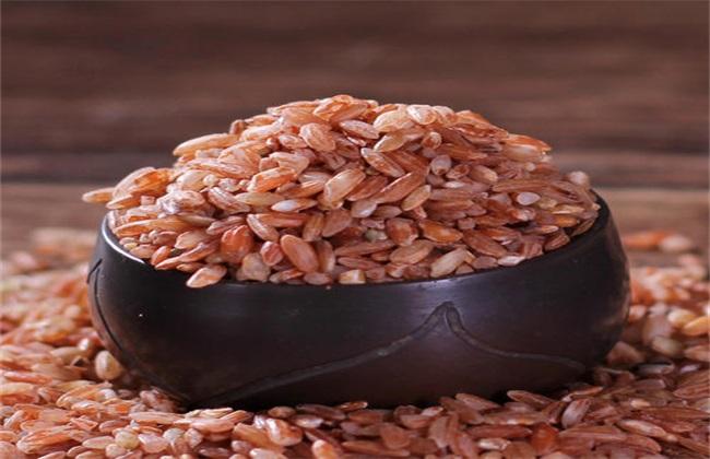 红糯米的功效与作用及食用方法