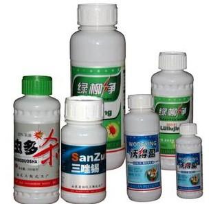 常见农药的分类