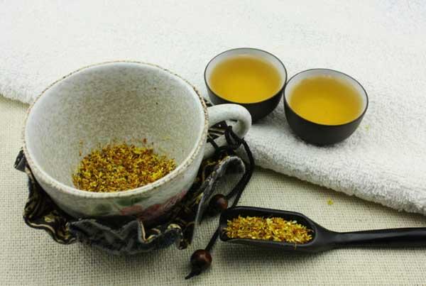 桂花茶的功效与作用及禁忌