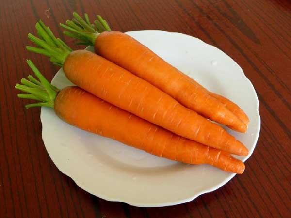 胡萝卜的营养价值