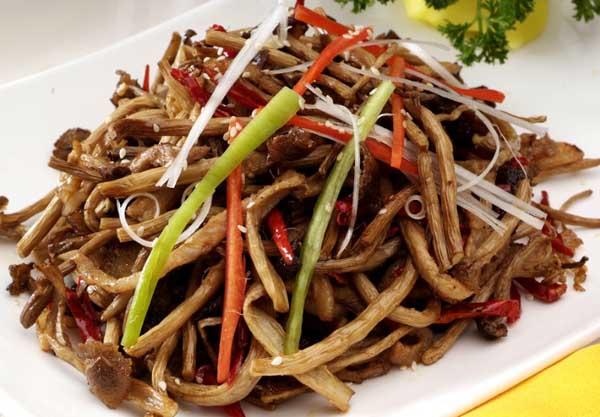 茶树菇的营养价值