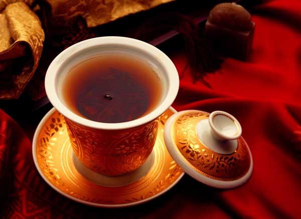 丹参保心茶的功效与作用