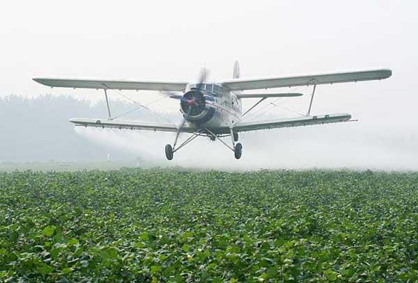 节约成本少污染的农药喷洒方式