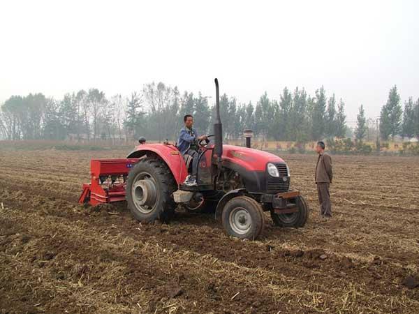 免耕播种机的特点有哪些?