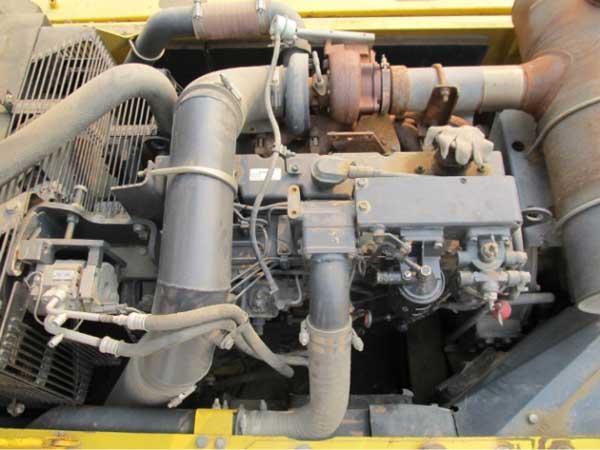 柴油发动机冒黑烟原因
