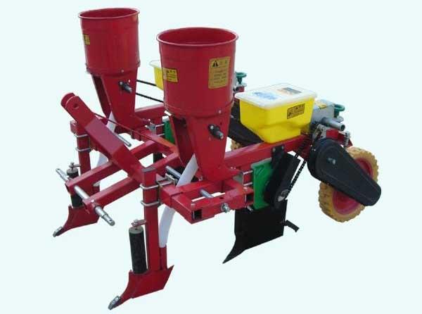 玉米播种机的使用方法及故障检测