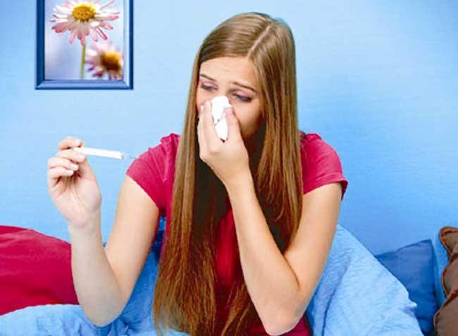 感冒流鼻涕怎么办?