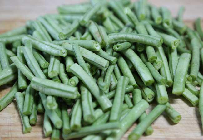 豇豆的作用与功效