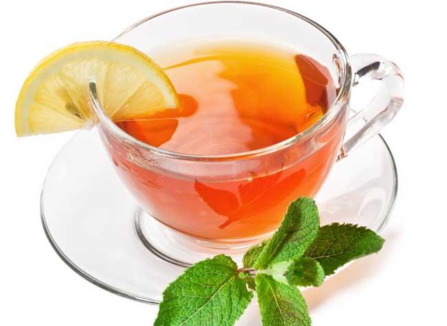 柠檬茶的做法