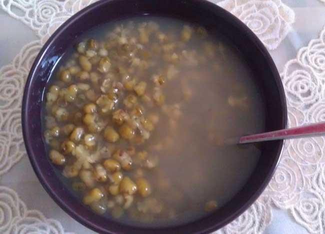 绿豆汤的功效与作用有哪些?