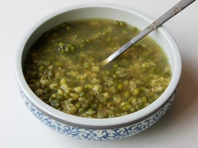 孕妇能喝绿豆汤吗?