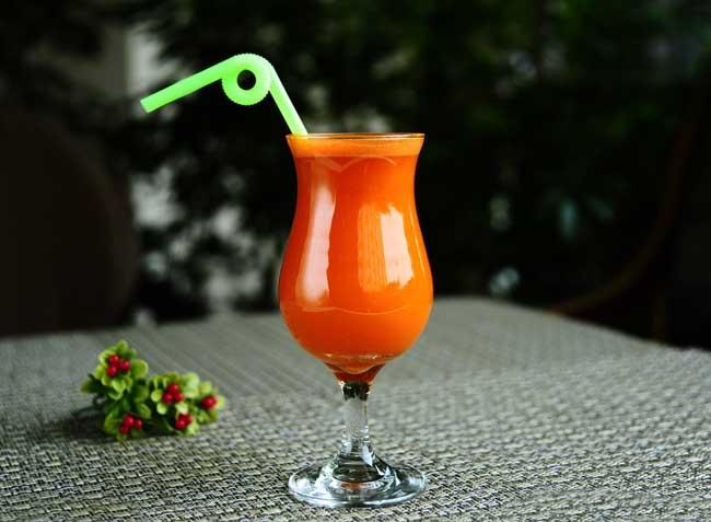 胡萝卜汁的功效有哪些?