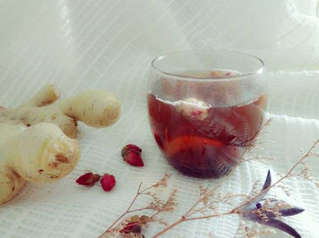 生姜红枣茶的做法