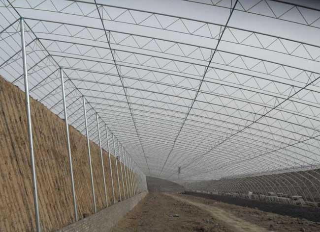 肉鸡养殖大棚建设方法