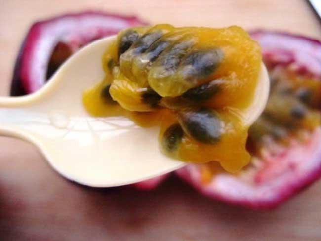 百香果的籽可以吃吗?