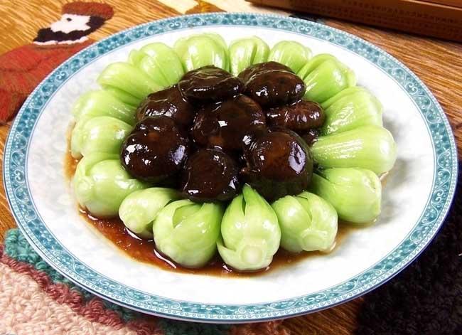 香菇油菜的八种常见做法