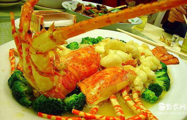 吃龙虾的好处