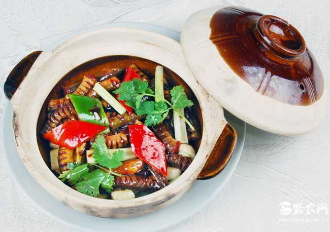 黄鳝啫啫煲常见的两种做法