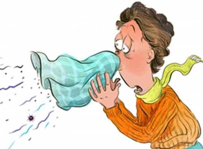病毒性感冒的预防措施