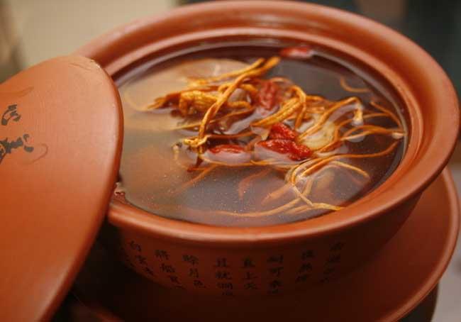 冬季养生汤的做法大全