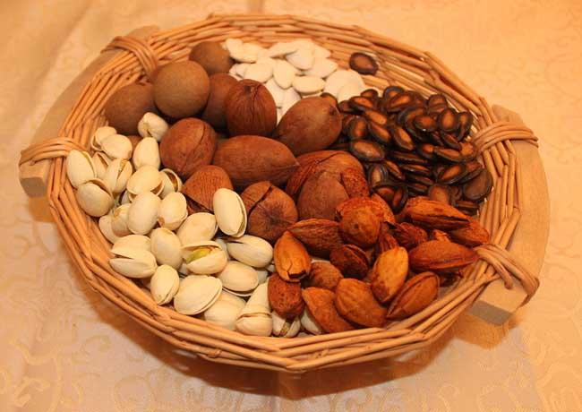 常见的坚果有哪些?