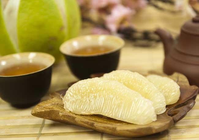 柚子茶常见的两种做法
