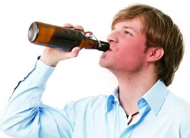 喝酒脸红是怎么回事?