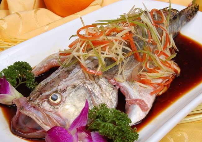 清蒸桂鱼的常见做法