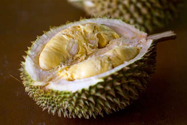 榴莲壳怎么吃最好?