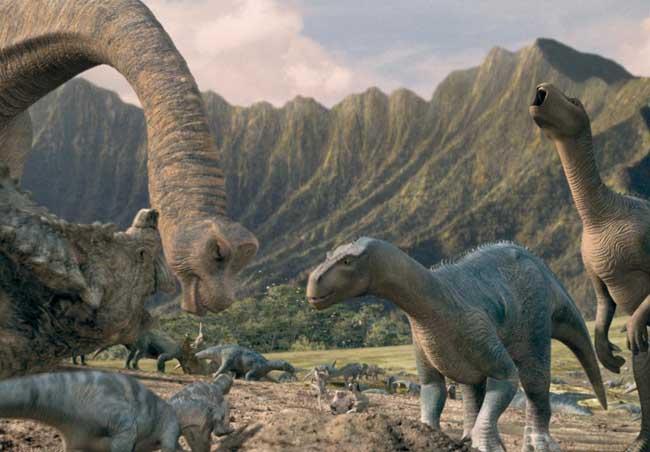 最大的恐龙巨体龙体长60米体重300吨