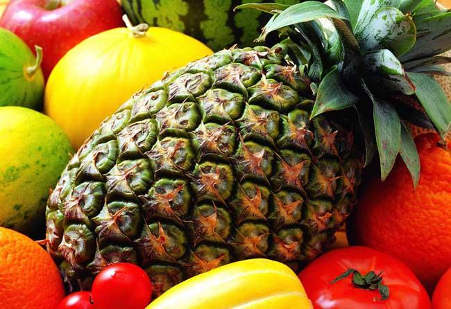 菠萝产地有哪些地方?