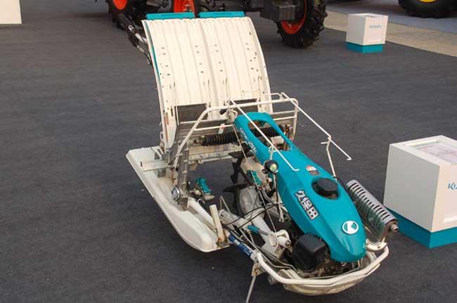 新型农业机械